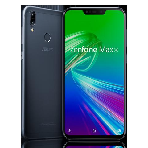 ASUS ZenFone Max (M2) black