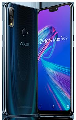 ASUS ZenFone Max Pro (M2) (blue)