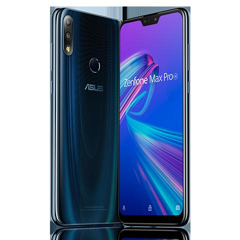 ASUS ZenFone Max Pro (M2) blue