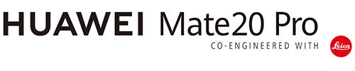 エキサイトモバイル Huawei HUAWEI Mate 20 Pro logo