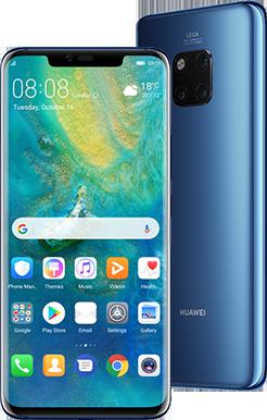 Huawei HUAWEI Mate 20 Pro (blue)