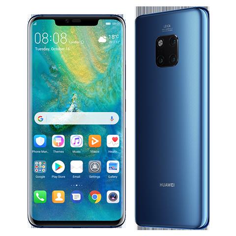 Huawei HUAWEI Mate 20 Pro blue