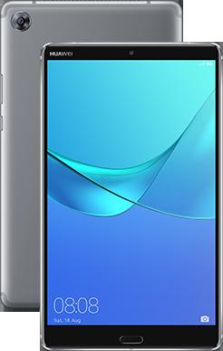 Huawei HUAWEI MediaPad M5 (grey)