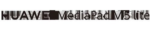 エキサイトモバイル Huawei HUAWEI MediaPad M5 lite 8 64GB logo