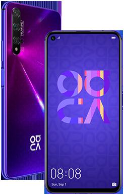 Huawei HUAWEI nova 5T (purple)