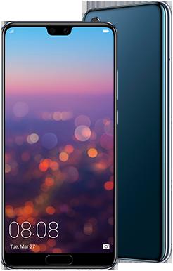 Huawei HUAWEI P20 (blue)