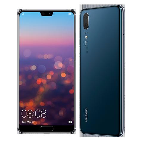 Huawei HUAWEI P20 blue