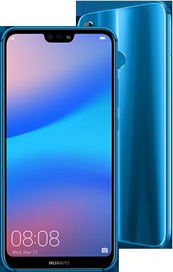 Huawei HUAWEI P20 lite (blue)