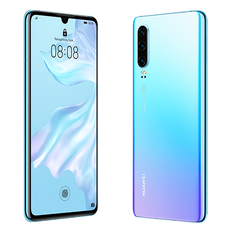Huawei HUAWEI P30 (blue)