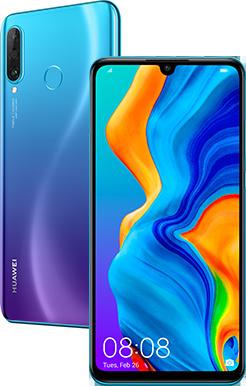 Huawei HUAWEI P30 lite (blue)