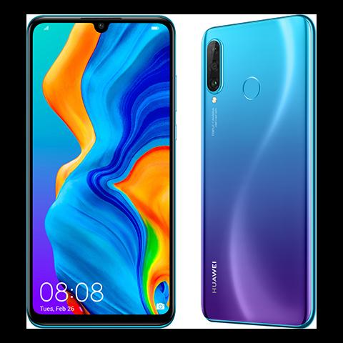 Huawei HUAWEI P30 lite blue