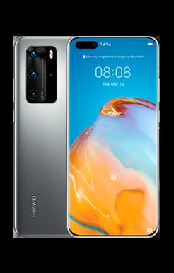 Huawei HUAWEI P40 Pro 5G (silver)