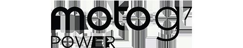 エキサイトモバイル motorola moto g7 POWER logo