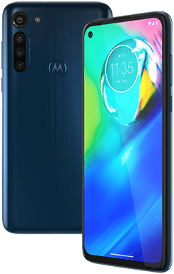 motorola moto g8 POWER (blue)