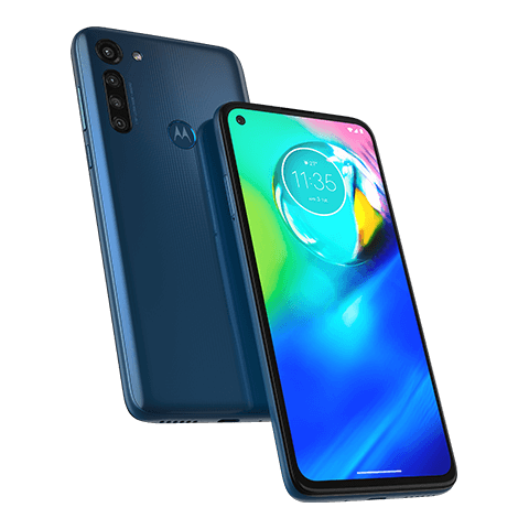 motorola moto g8 POWER blue
