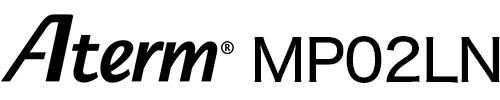 エキサイトモバイル NEC Aterm MP02LN logo