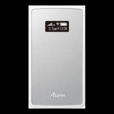 NEC Aterm MP02LN silver