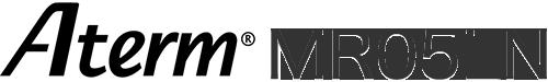 エキサイトモバイル NEC Aterm MR05LN logo