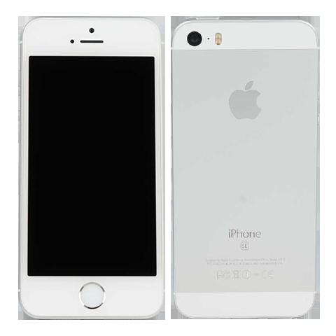 中古 iPhone SE(128GB)海外モデル/Grade A silver