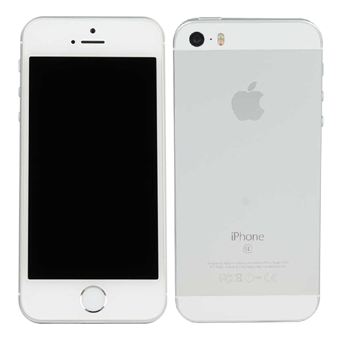 中古 iPhone SE(64GB)/Grade C silver