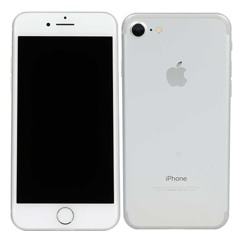 中古 iPhone7(128GB)/Grade B silver