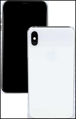 中古 iPhoneXS Max(64GB)/Grade A (silver)