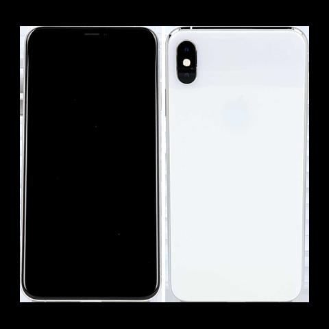 中古 iPhoneXS Max(64GB)/Grade A silver