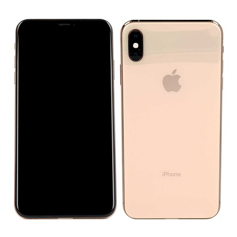 中古 iPhoneXS Max(64GB)/Grade B gold
