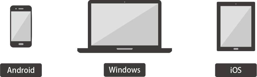 Android/Windows/iOS