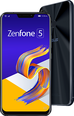 ASUS ZenFone 5 (shinyblack)