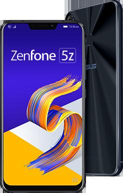 ASUS ZenFone 5Z (shinyblack)