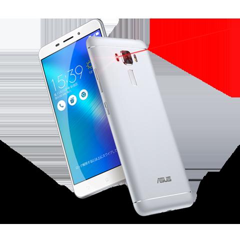 ASUS ZenFone™ 3 Laser (silver)