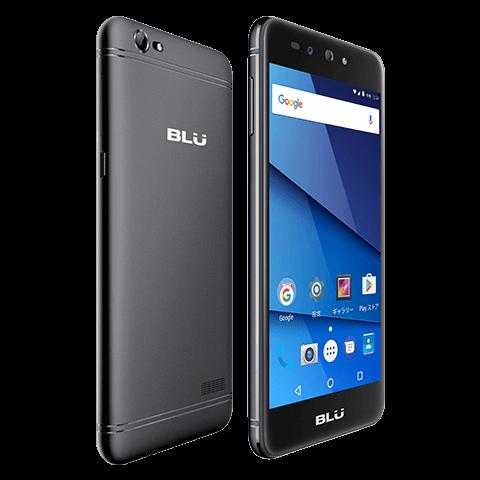 BLU GRAND X LTE (black)