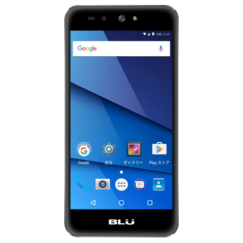 BLU GRAND X LTE black