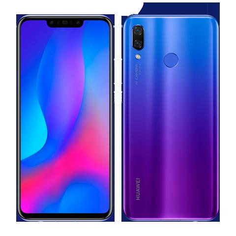Huawei HUAWEI nova 3 (purple)