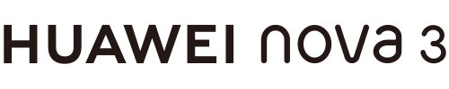 エキサイトモバイル Huawei HUAWEI nova 3 logo