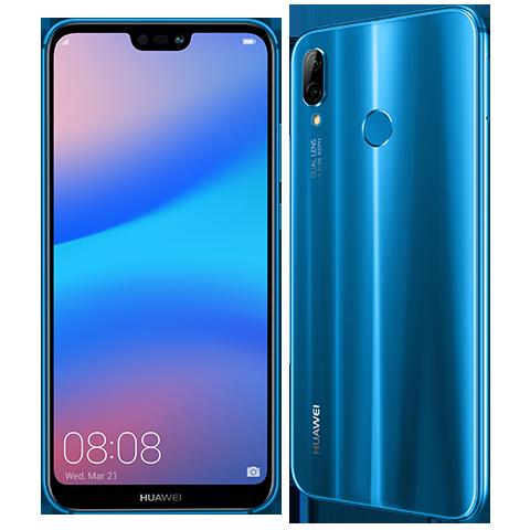 Huawei HUAWEI P20 lite blue