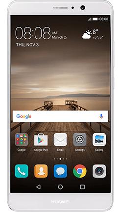Huawei HUAWEI Mate 9 (moonlightsilver)