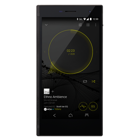 オンキヨー GRANBEAT (black)