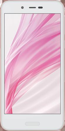 シャープ AQUOS sense lite (pink)
