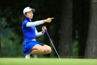 三ヶ島かならが日本女子OPへの出場権獲得 表純子は連続出場を懸け最終予選へ
