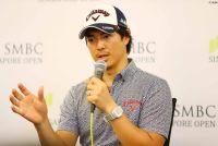 2018年初陣の石川遼、シンガポールのファンに「最高のゴルフを見せたい」