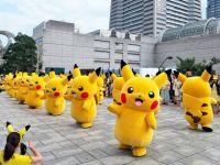 過去最多のピカチュウ1500匹が大量発生!横浜・みなとみらいで8月にイベント