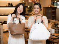 バッグの大きさと荷物量でわかる、女性の心理と男女の相性