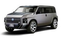 バンとSUVを融合!トヨタが「Tj CRUISER」を発表へ