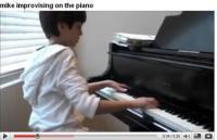 YouTubeで発見 13歳の天才少年ピアニスト