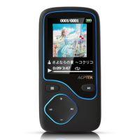 シンプルで使いやすいMP3プレーヤー!Bluetoothでも繋げるからジョギングに最適!