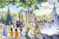 東京ディズニーリゾート開発構想で、「アナ雪」「美女と野獣」「アリス」の新エリアが誕生!