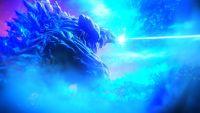 "「GODZILLA 怪獣惑星」本予告公開 ゴジラの""これまでと違う""熱線攻撃に恐怖する"