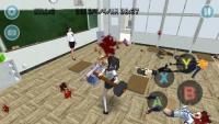 女子高生よ、ヤりまくれ!3Dの箱庭で好きなだけ殺人しまくるフリーダムバカゲー「High School Simulator GirlA BT(R-15)」【名レビュー探訪】